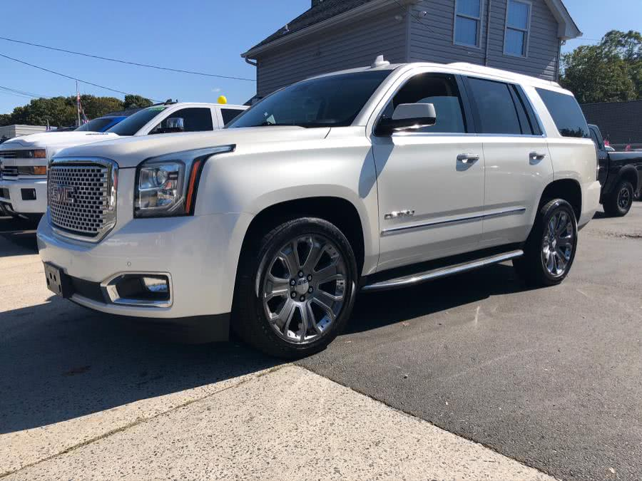 Used GMC Yukon 4WD 4dr Denali 2015 | Select Cars Inc. Selden, New York