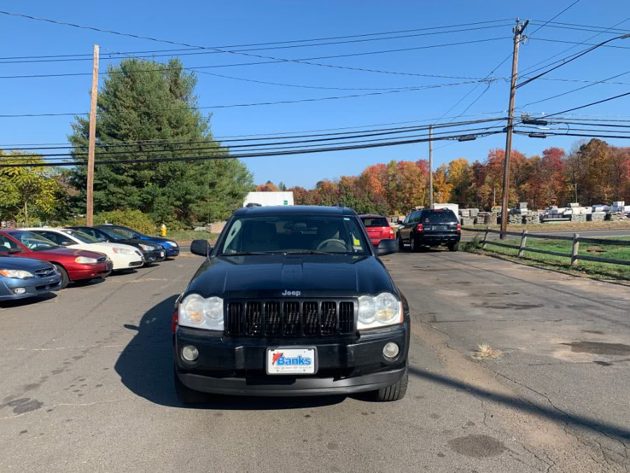 Used Jeep Grand Cherokee 4WD 4dr Laredo 2007 | CT Car Co LLC. East Windsor, Connecticut