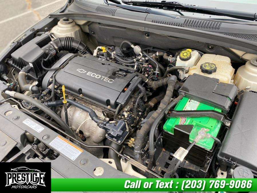 Used Chevrolet Cruze 4dr Sdn Auto LS 2014   J&J Auto Sales & Repairs llc DBA Prestige Motorcar. Oakville, Connecticut