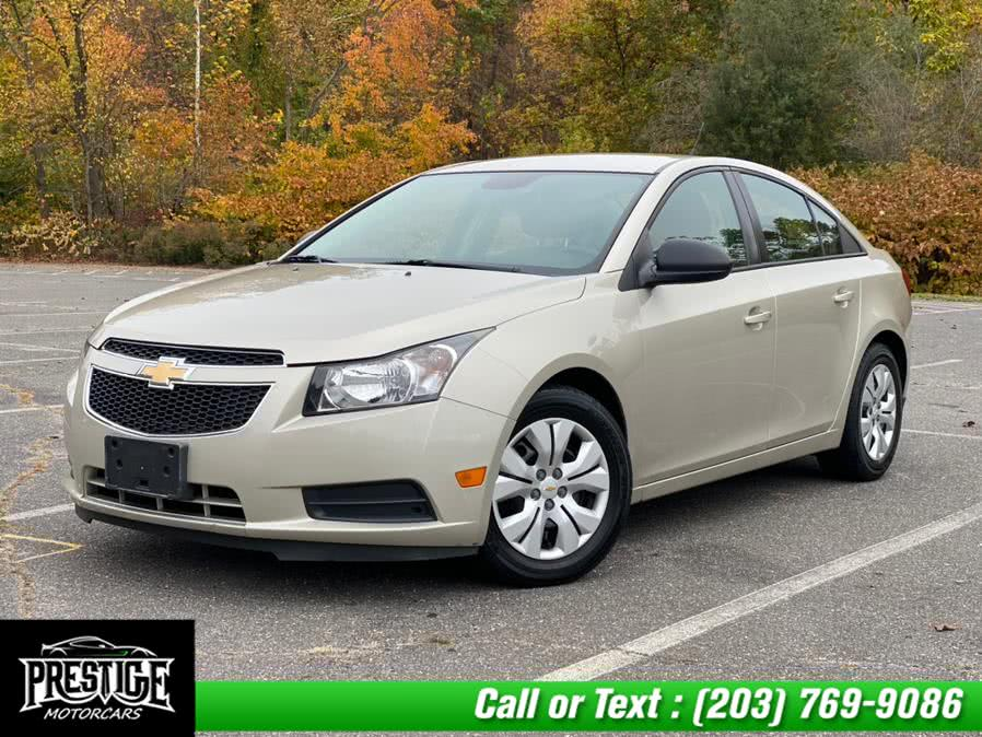 Used 2014 Chevrolet Cruze in Oakville, Connecticut | J&J Auto Sales & Repairs llc DBA Prestige Motorcar. Oakville, Connecticut