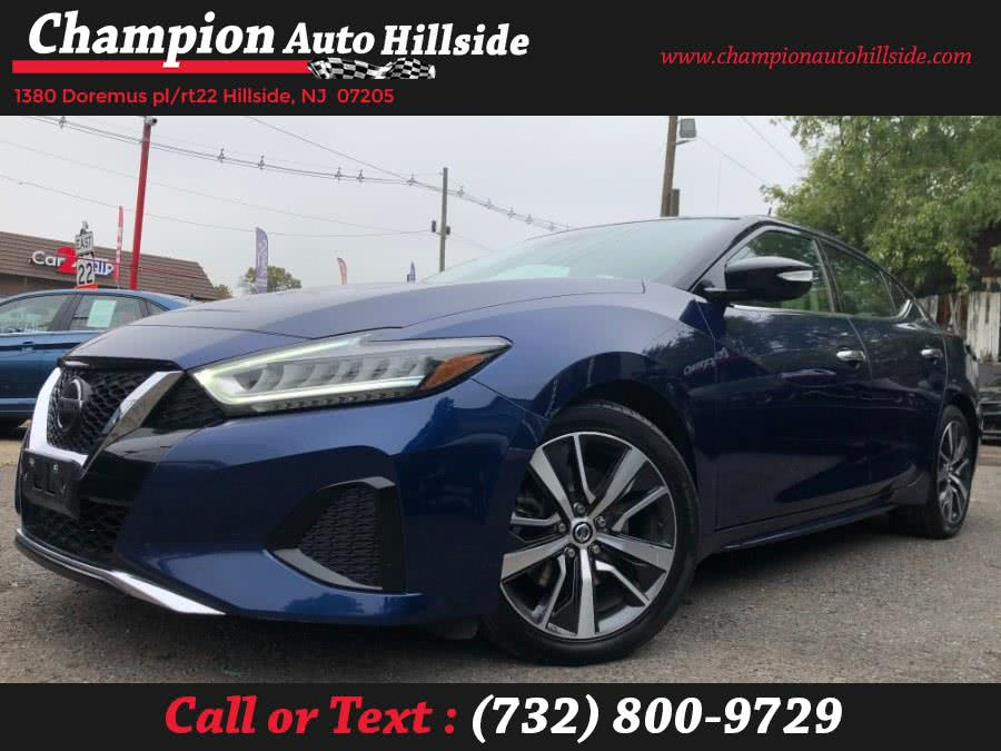 Used 2020 Nissan Maxima in Hillside, New Jersey | Champion Auto Sales. Hillside, New Jersey