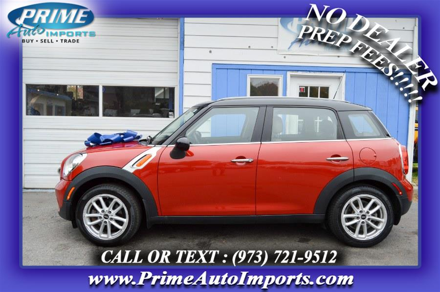 Used MINI Cooper Countryman FWD 4dr 2015 | Prime Auto Imports. Bloomingdale, New Jersey