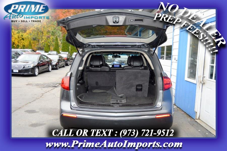 Used Acura MDX AWD 4dr Tech Pkg 2012 | Prime Auto Imports. Bloomingdale, New Jersey