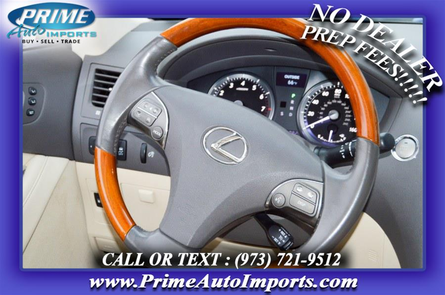 Used Lexus ES 350 4dr Sdn 2010 | Prime Auto Imports. Bloomingdale, New Jersey