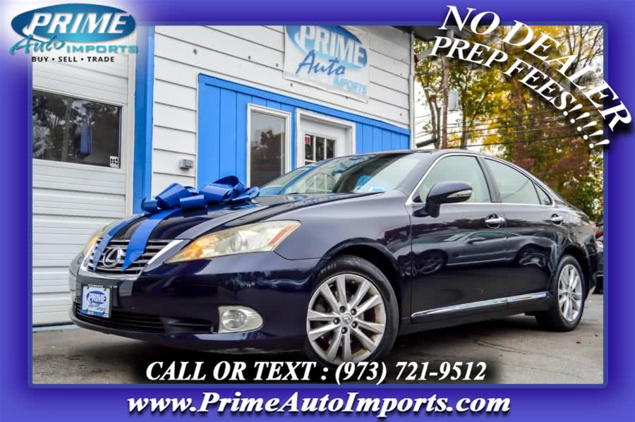 Used 2010 Lexus ES 350 in Bloomingdale, New Jersey | Prime Auto Imports. Bloomingdale, New Jersey