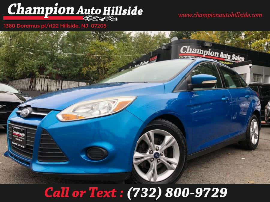Used 2013 Ford Focus in Hillside, New Jersey | Champion Auto Hillside. Hillside, New Jersey