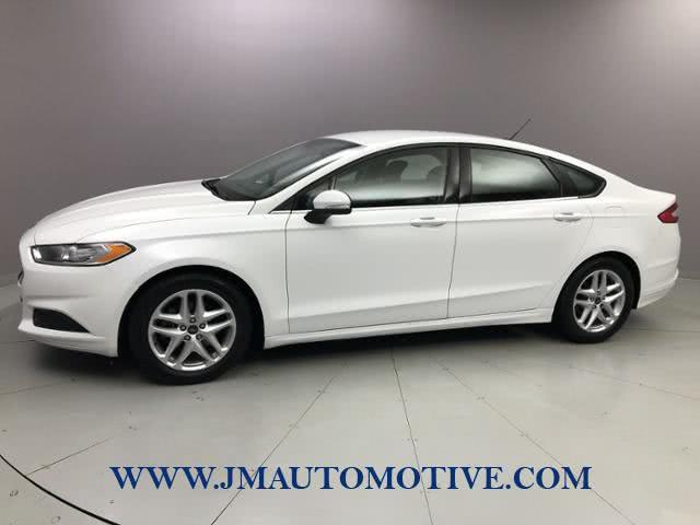 Used 2013 Ford Fusion in Naugatuck, Connecticut | J&M Automotive Sls&Svc LLC. Naugatuck, Connecticut