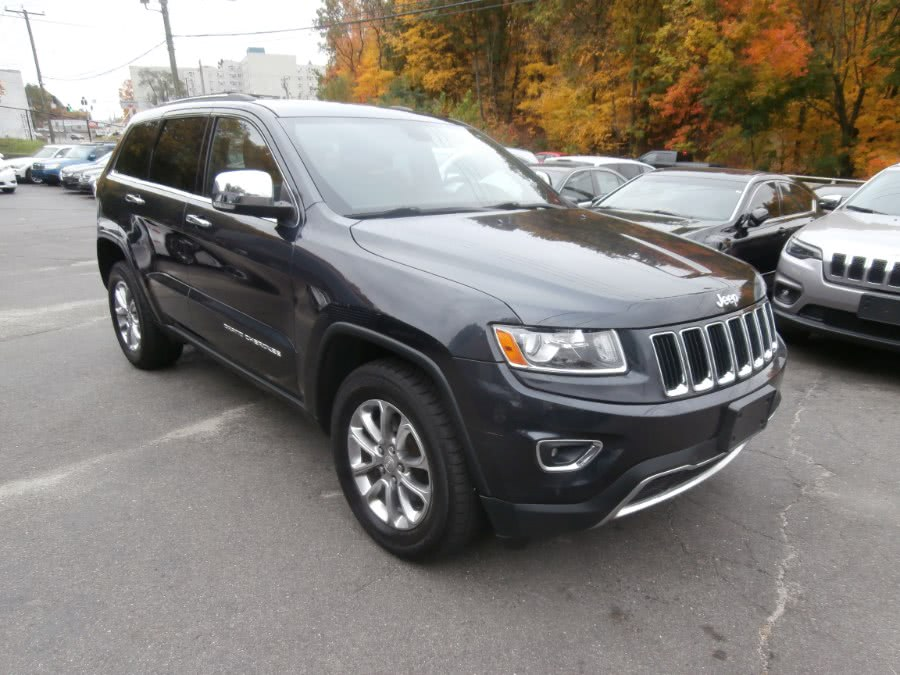 Used Jeep Grand Cherokee 4WD 4dr Limited 2014 | Jim Juliani Motors. Waterbury, Connecticut