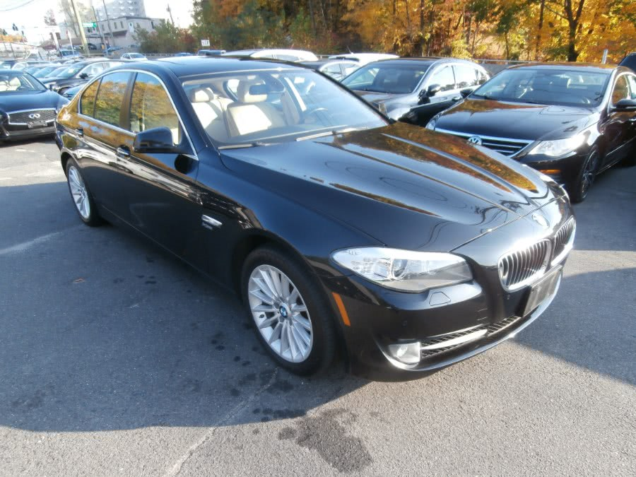 Used BMW 5 Series 4dr Sdn 535i xDrive AWD 2012 | Jim Juliani Motors. Waterbury, Connecticut