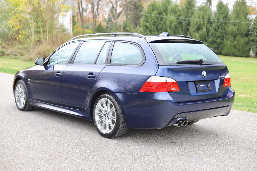 Used BMW 5 Series 4dr Sports Wgn 535i xDrive AWD 2010 | Meccanic Shop North Inc. North Salem, New York
