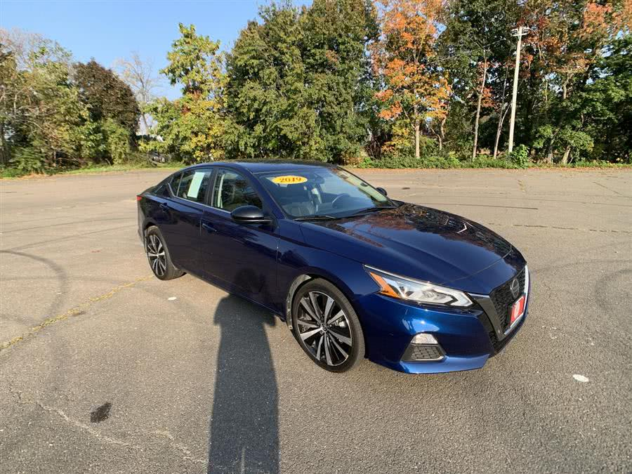 Used Nissan Altima 2.5 SR AWD Sedan 2019 | Wiz Leasing Inc. Stratford, Connecticut