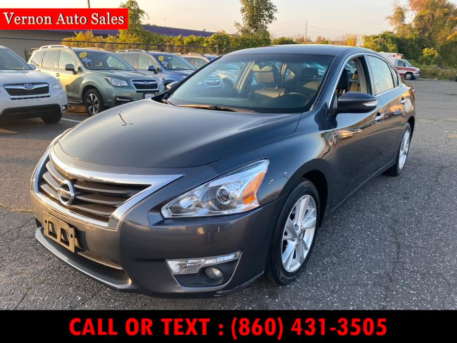 Used 2013 Nissan Altima in Manchester, Connecticut | Vernon Auto Sale & Service. Manchester, Connecticut