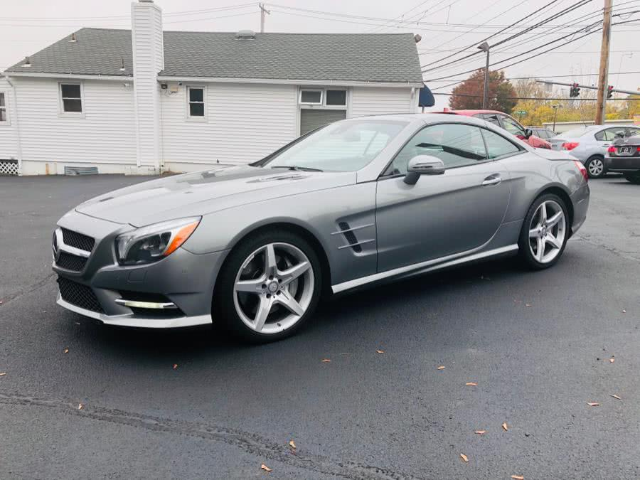 Used 2013 Mercedes-Benz SL-Class in Milford, Connecticut | Chip's Auto Sales Inc. Milford, Connecticut