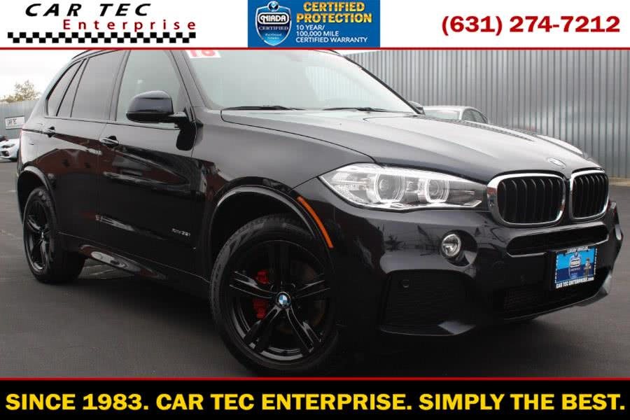 Used 2018 BMW X5 in Deer Park, New York | Car Tec Enterprise Leasing & Sales LLC. Deer Park, New York