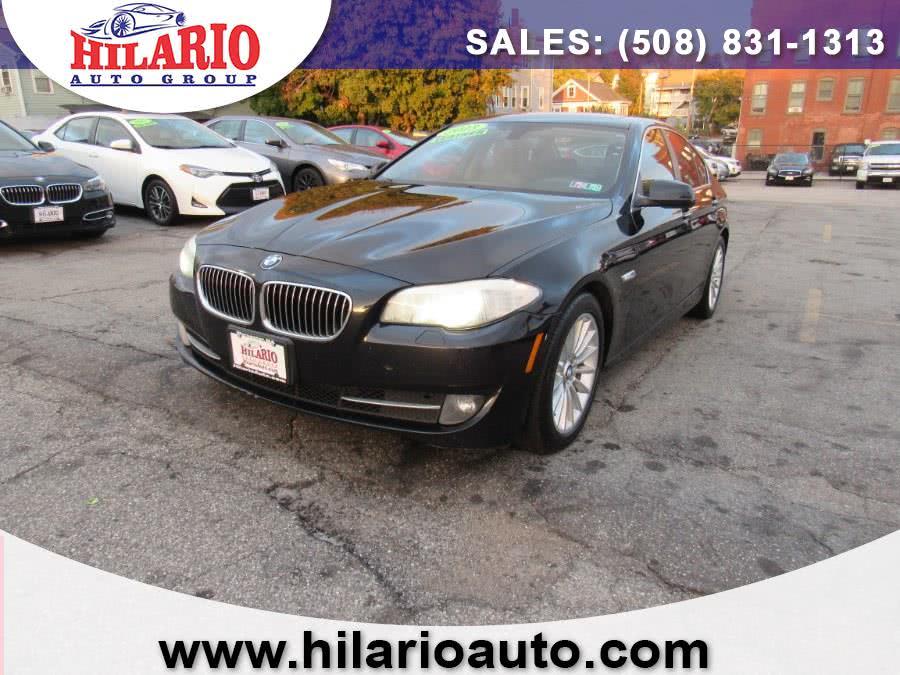 Used 2013 BMW 5 Series in Worcester, Massachusetts | Hilario's Auto Sales Inc.. Worcester, Massachusetts