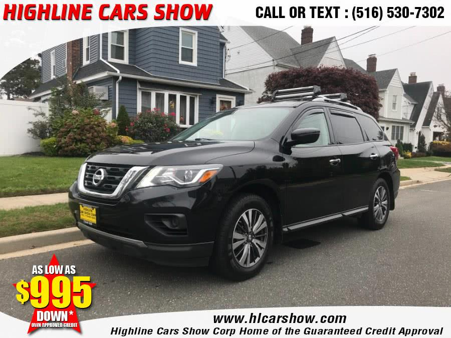 Used 2017 Nissan Pathfinder in West Hempstead, New York | Highline Cars Show Corp. West Hempstead, New York
