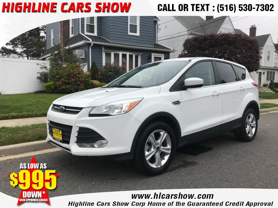 Used 2015 Ford Escape in West Hempstead, New York | Highline Cars Show Corp. West Hempstead, New York