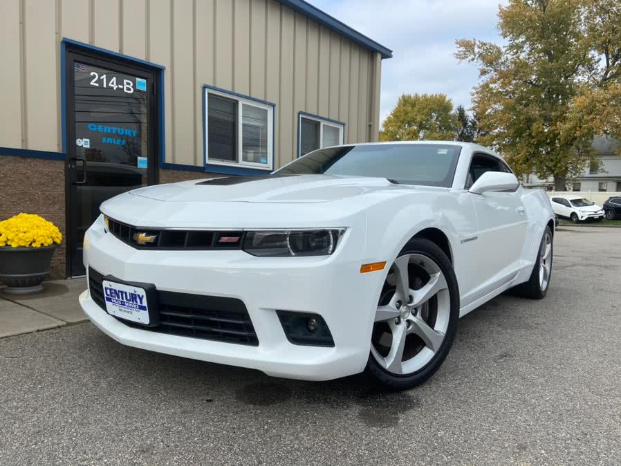 Used 2015 Chevrolet Camaro in East Windsor, Connecticut | Century Auto And Truck. East Windsor, Connecticut