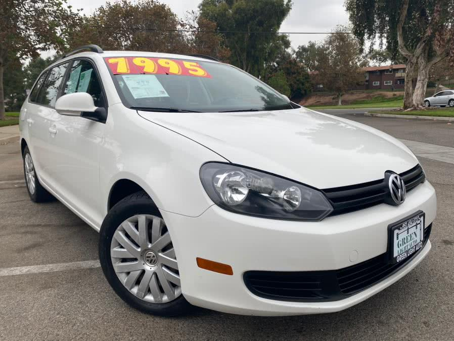 Used 2013 Volkswagen Jetta SportWagen in Corona, California | Green Light Auto. Corona, California