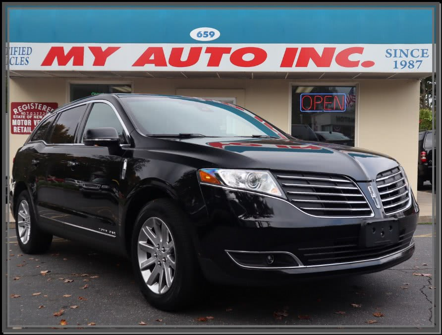 Used 2018 Lincoln MKT in Huntington Station, New York | My Auto Inc.. Huntington Station, New York