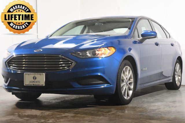 2017 Ford Fusion Hybrid S photo
