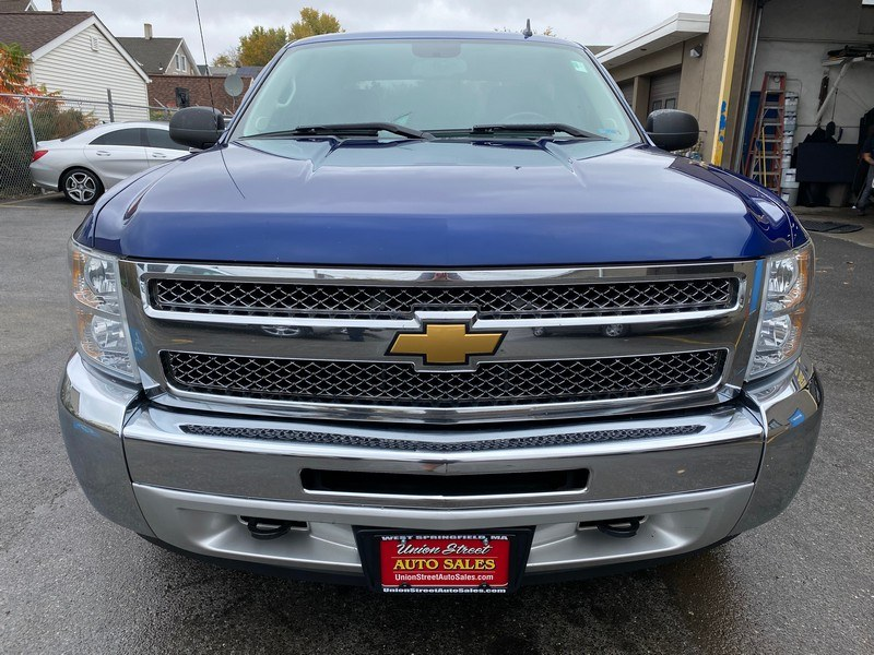 "Used Chevrolet Silverado 1500 4WD Crew Cab 143.5"" LT 2013 