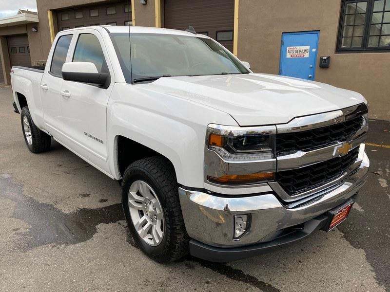 "Used Chevrolet Silverado 1500 4WD Double Cab 143.5"" LT w/1LT 2016 | Union Street Auto Sales. West Springfield, Massachusetts"