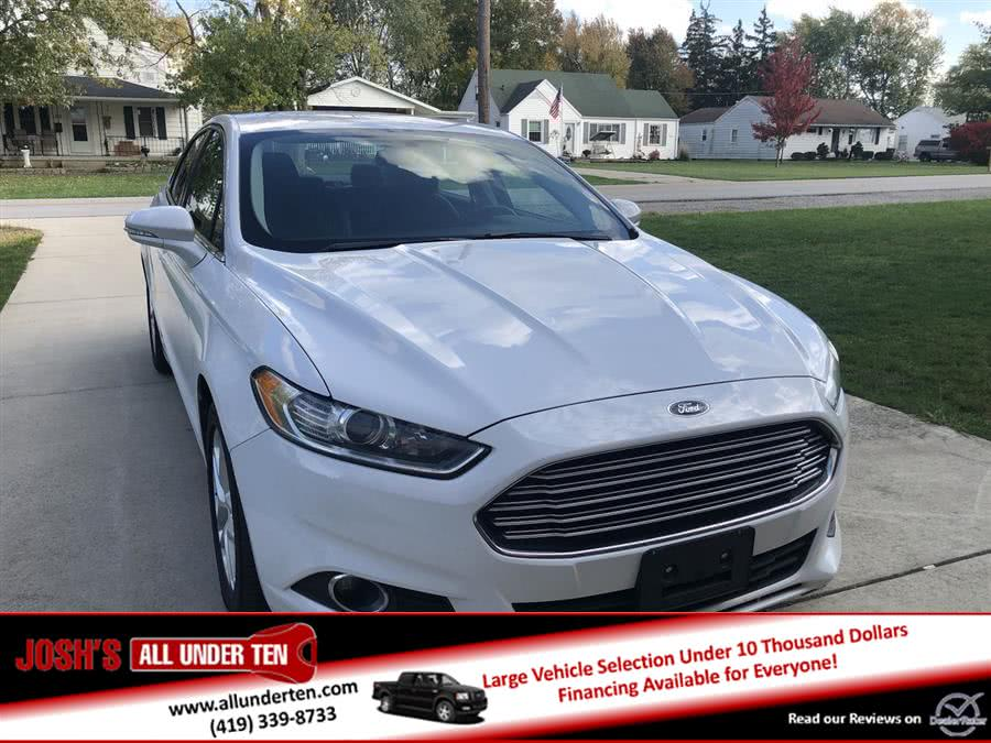 Used 2016 Ford Fusion in Elida, Ohio | Josh's All Under Ten LLC. Elida, Ohio