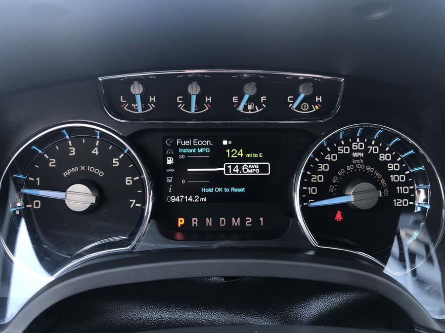 "Used Ford F-150 4WD SuperCrew 145"" Lariat 2011 | Josh's All Under Ten LLC. Elida, Ohio"