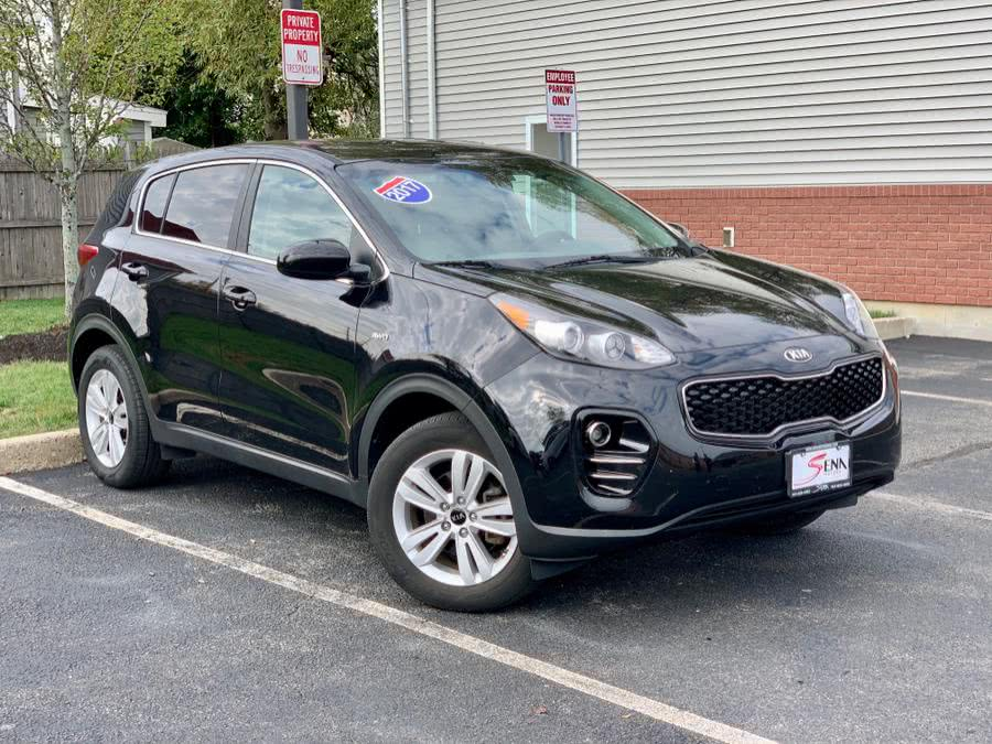Used Kia Sportage LX AWD 2017 | Sena Motors Inc. Revere, Massachusetts