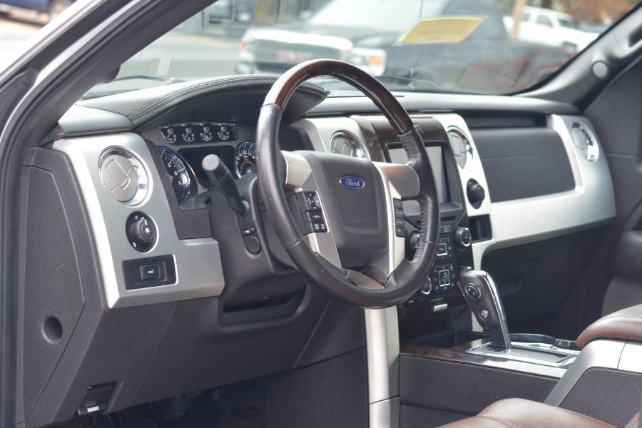 "Used Ford F-150 4WD SuperCrew 145"" Platinum 2013   New Beginning Auto Service Inc . Ashland , Massachusetts"