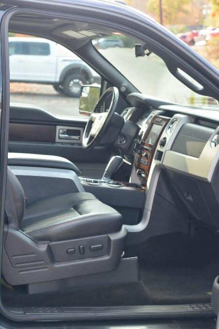 "Used Ford F-150 4WD SuperCrew 145"" Lariat 2012   New Beginning Auto Service Inc . Ashland , Massachusetts"