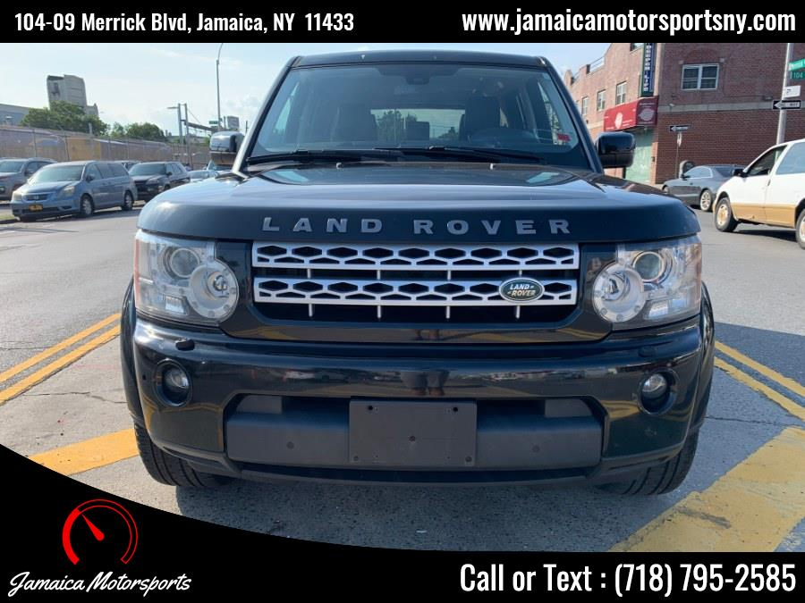 Used Land Rover LR4 4WD 4dr HSE 2012 | Jamaica Motor Sports . Jamaica, New York