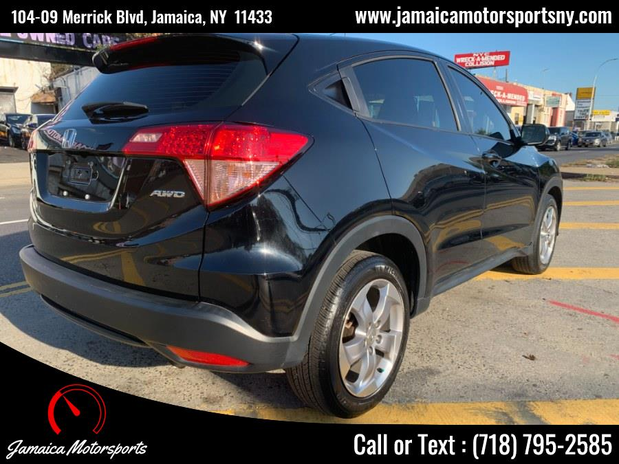 Used Honda HR-V LX AWD CVT 2017 | Jamaica Motor Sports . Jamaica, New York