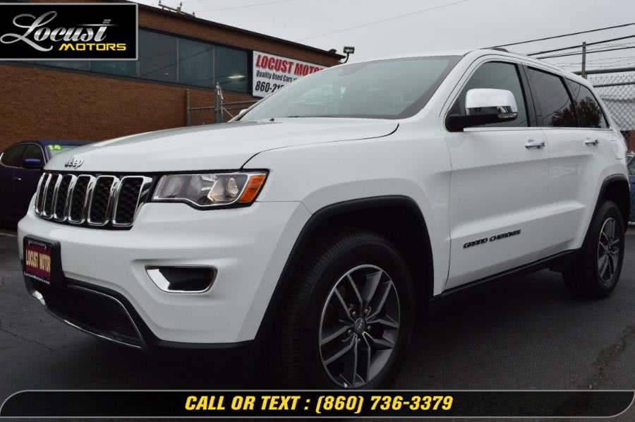 Used 2018 Jeep Grand Cherokee in Hartford, Connecticut | Locust Motors LLC. Hartford, Connecticut