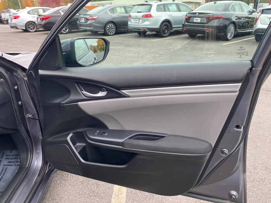 Used Honda Civic Sedan LX CVT 2017 | Tru Auto Mall. Berlin, Connecticut