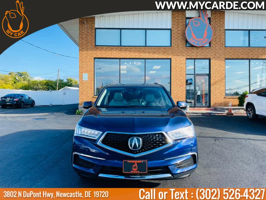 Used 2018 Acura MDX in Newcastle, Delaware | My Car. Newcastle, Delaware