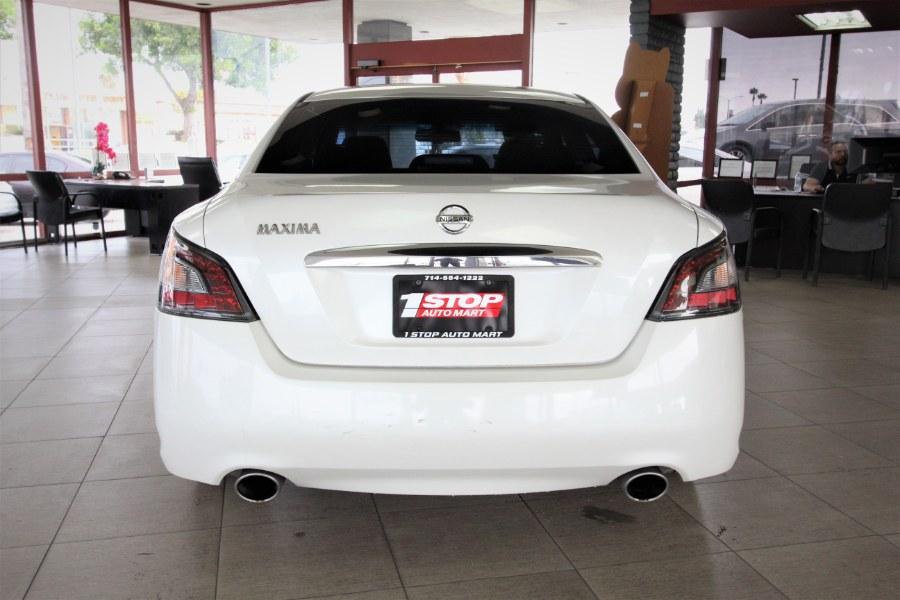 Used Nissan Maxima 4dr Sdn 3.5 SV 2014 | 1 Stop Auto Mart Inc.. Garden Grove, California