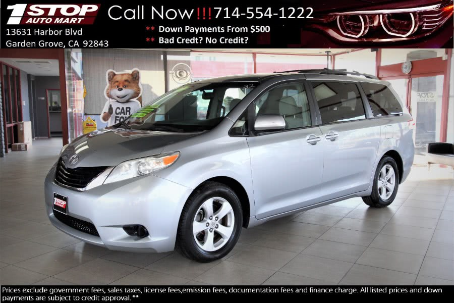 Used 2011 Toyota Sienna in Garden Grove, California | 1 Stop Auto Mart Inc.. Garden Grove, California
