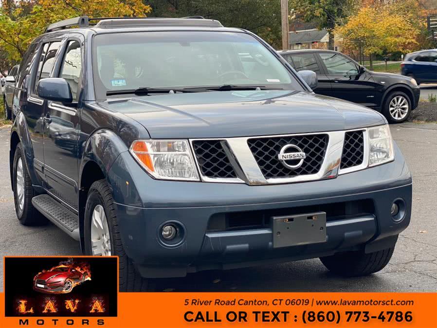 Used 2006 Nissan Pathfinder in Canton, Connecticut | Lava Motors. Canton, Connecticut