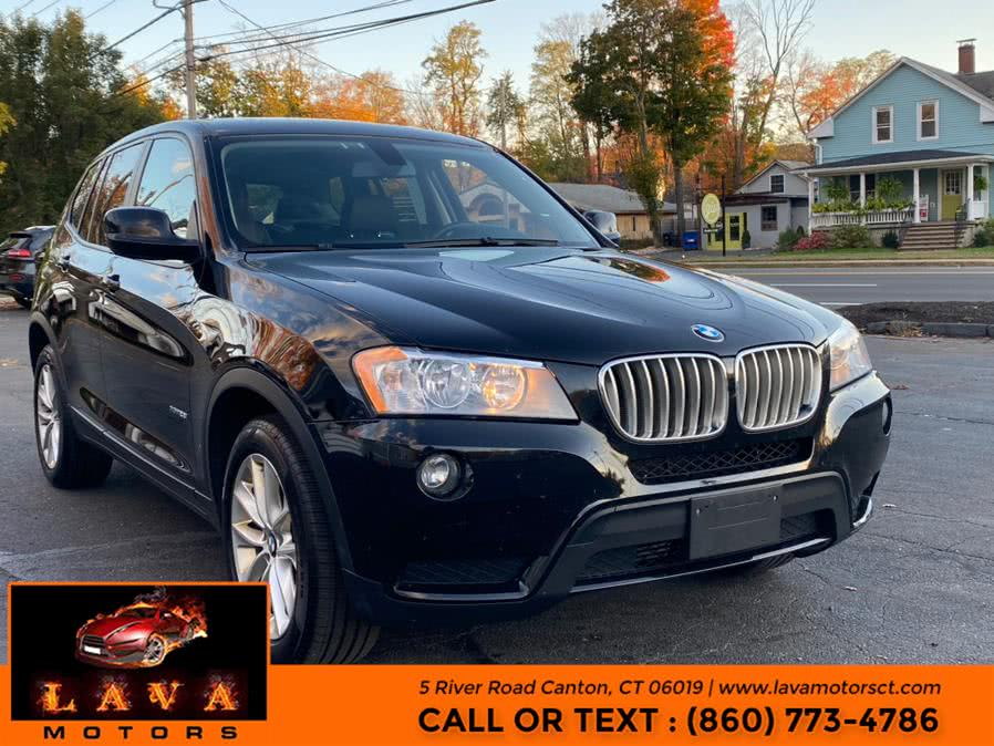 Used 2013 BMW X3 in Canton, Connecticut | Lava Motors. Canton, Connecticut