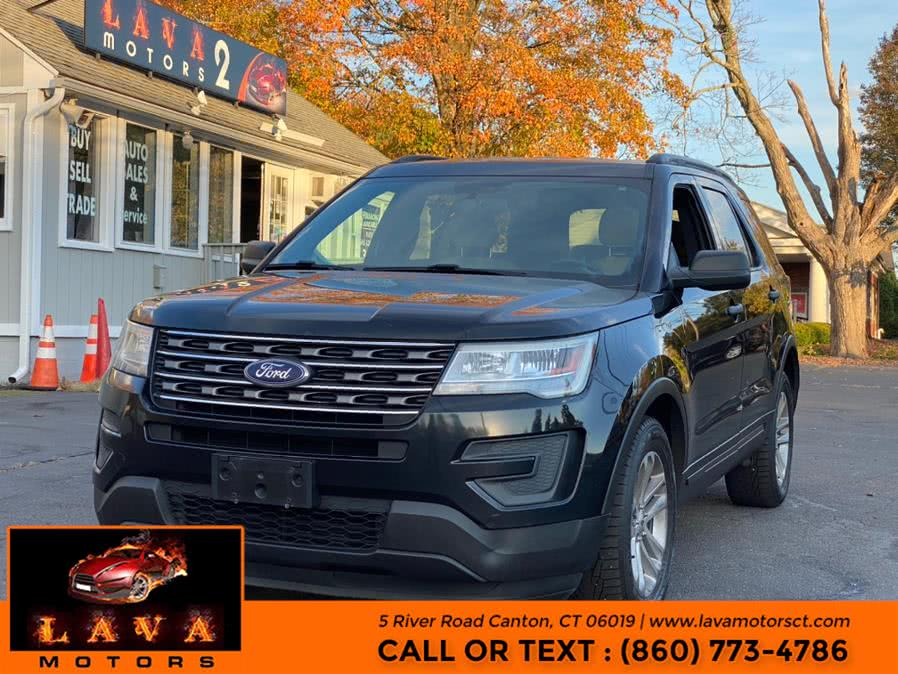 Used 2016 Ford Explorer in Canton, Connecticut | Lava Motors. Canton, Connecticut