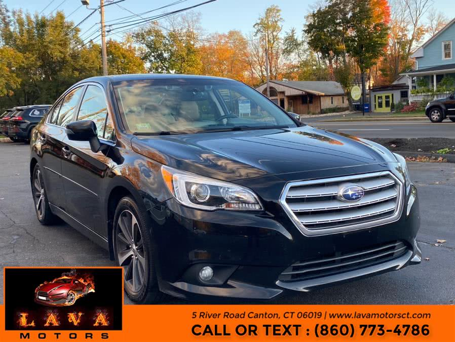 Used 2015 Subaru Legacy in Canton, Connecticut | Lava Motors. Canton, Connecticut