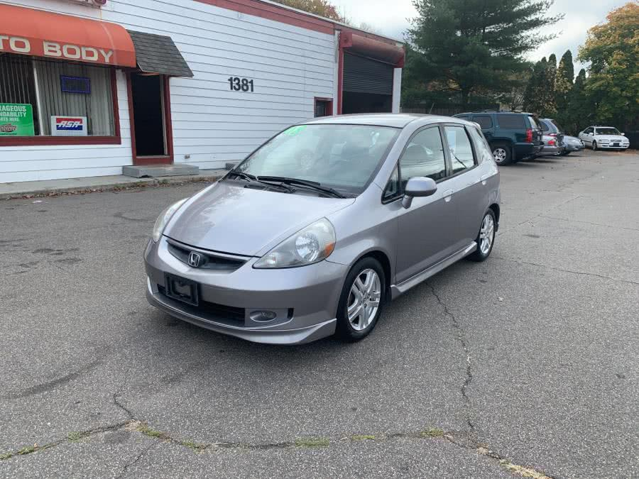 Used Honda Fit 5dr HB Auto Sport 2008 | American Auto Specialists Inc.. Berlin, Connecticut