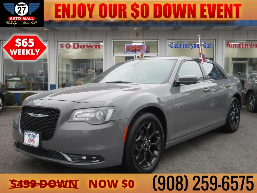 Used 2019 Chrysler 300 in Linden, New Jersey | Route 27 Auto Mall. Linden, New Jersey