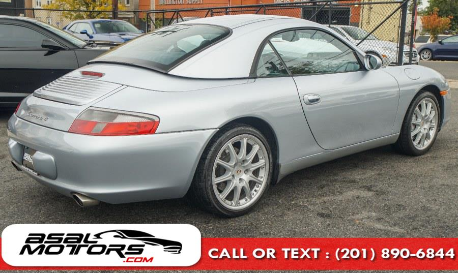 Used Porsche 911 Carrera 2dr Carrera 4 Cabriolet 6-Spd Man 2002 | Asal Motors. East Rutherford, New Jersey