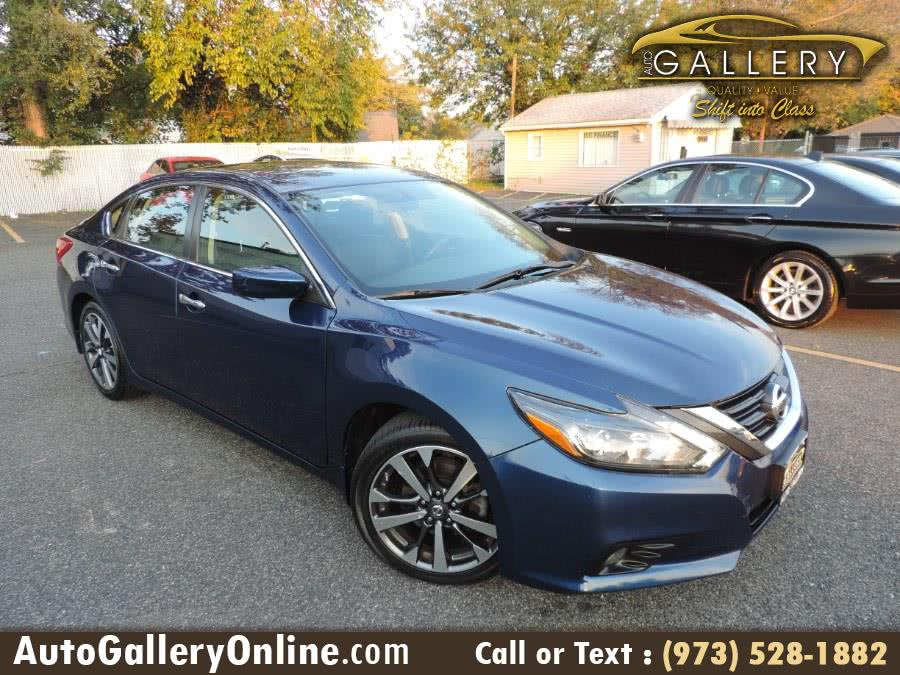 Used Nissan Altima 4dr Sdn V6 3.5 SR *Ltd Avail* 2016 | Auto Gallery. Lodi, New Jersey