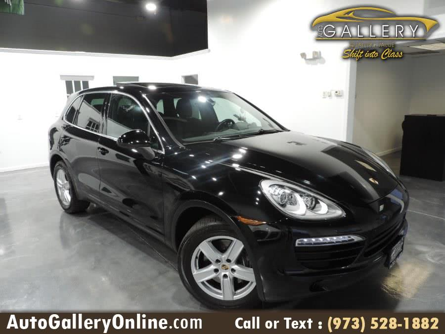 Used Porsche Cayenne AWD 4dr Tiptronic 2014 | Auto Gallery. Lodi, New Jersey