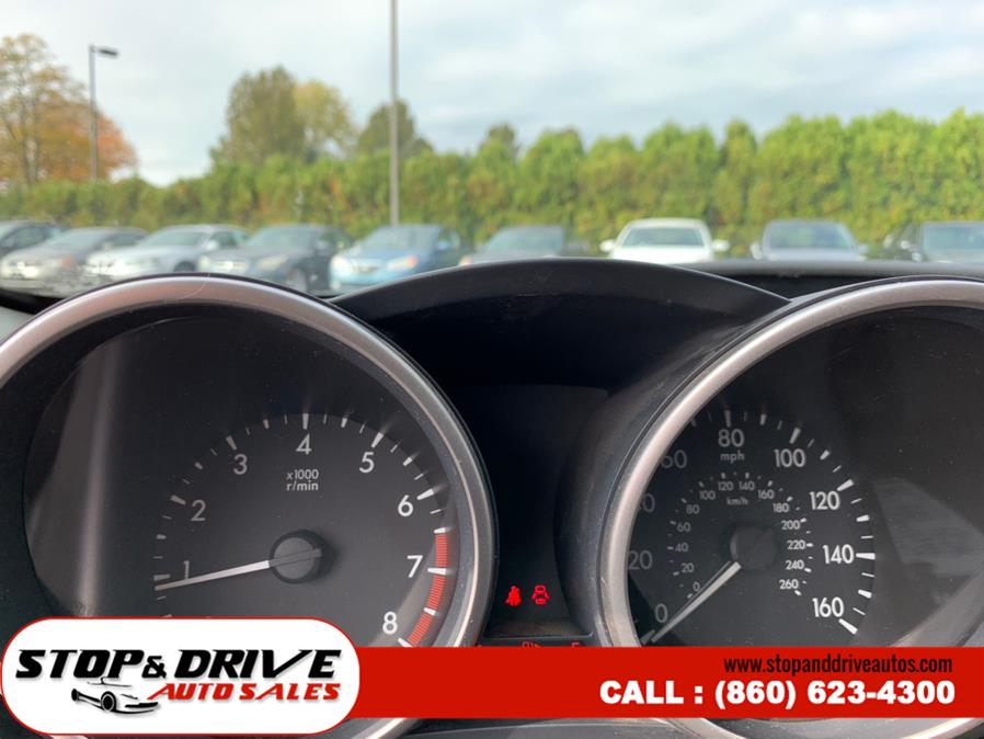 Used Mazda Mazda3 4dr Sdn Auto i Touring 2010 | Stop & Drive Auto Sales. East Windsor, Connecticut