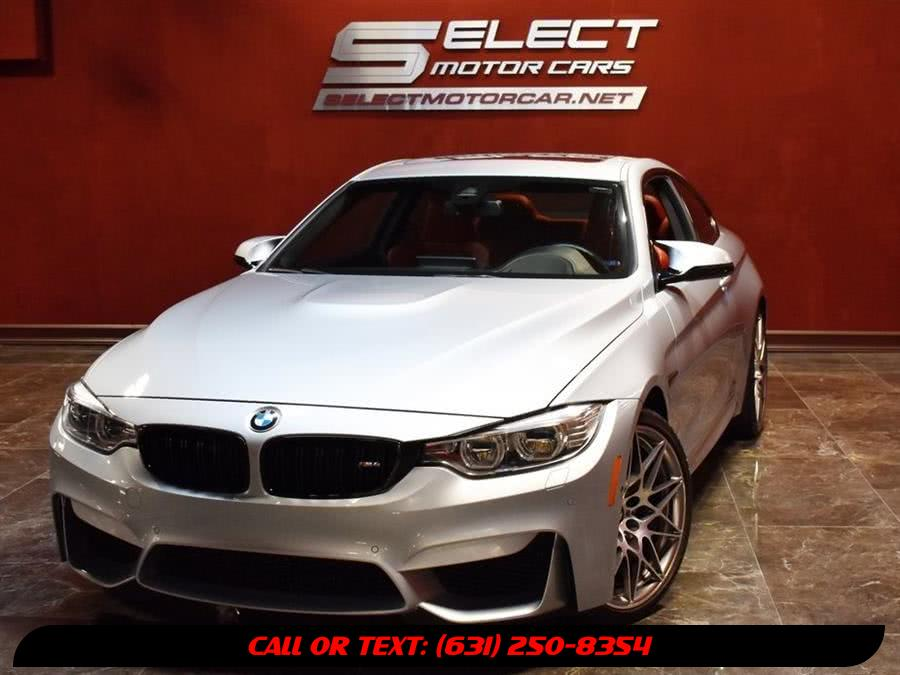 Used BMW M4  2016 | Select Motor Cars. Deer Park, New York